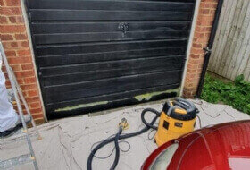 Garage Door Painting Milton Keynes